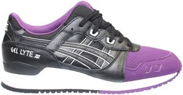 24b2f3cecb55 ASICS GEL-Lyte III Black Shoe and get free shipping on orders more ...