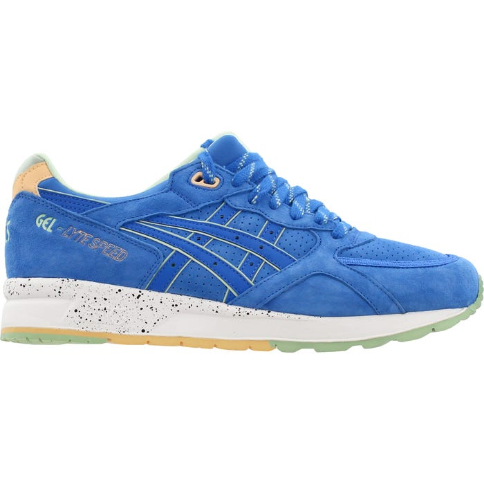 6ab58c9fc87c ASICS GEL-Lyte Speed Blue Retro Running Shoes and get free shipping ...