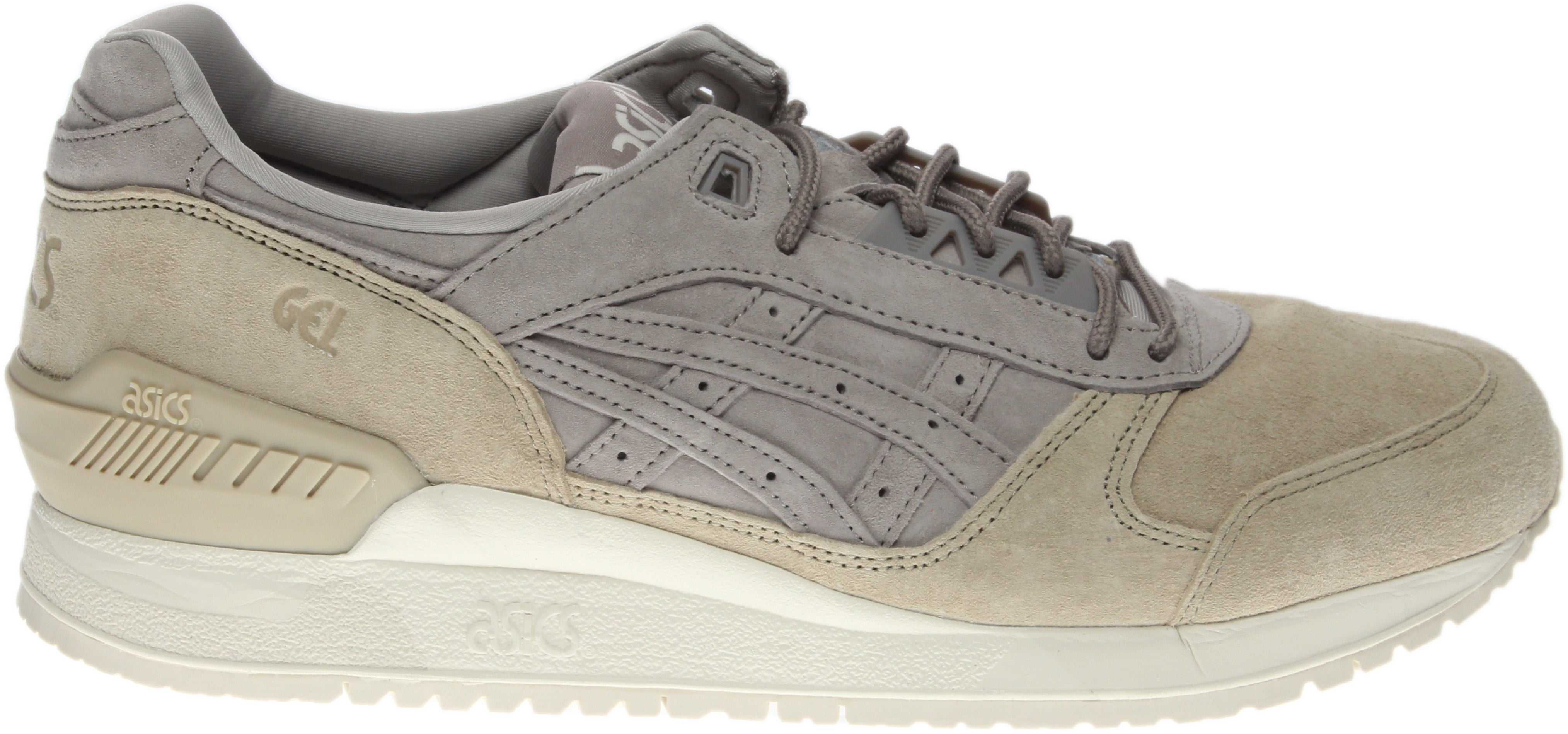 fa2ce320aa3b Details about ASICS GEL-Respector Running Shoes - Grey - Mens