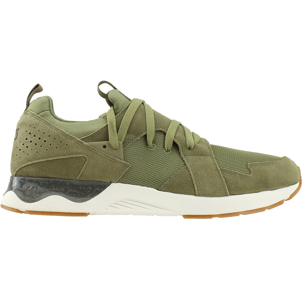 size 40 fa509 ac89b Details about ASICS GEL-Lyte V Sanze Toe Reinforcement Athletic Shoes -  Green - Mens