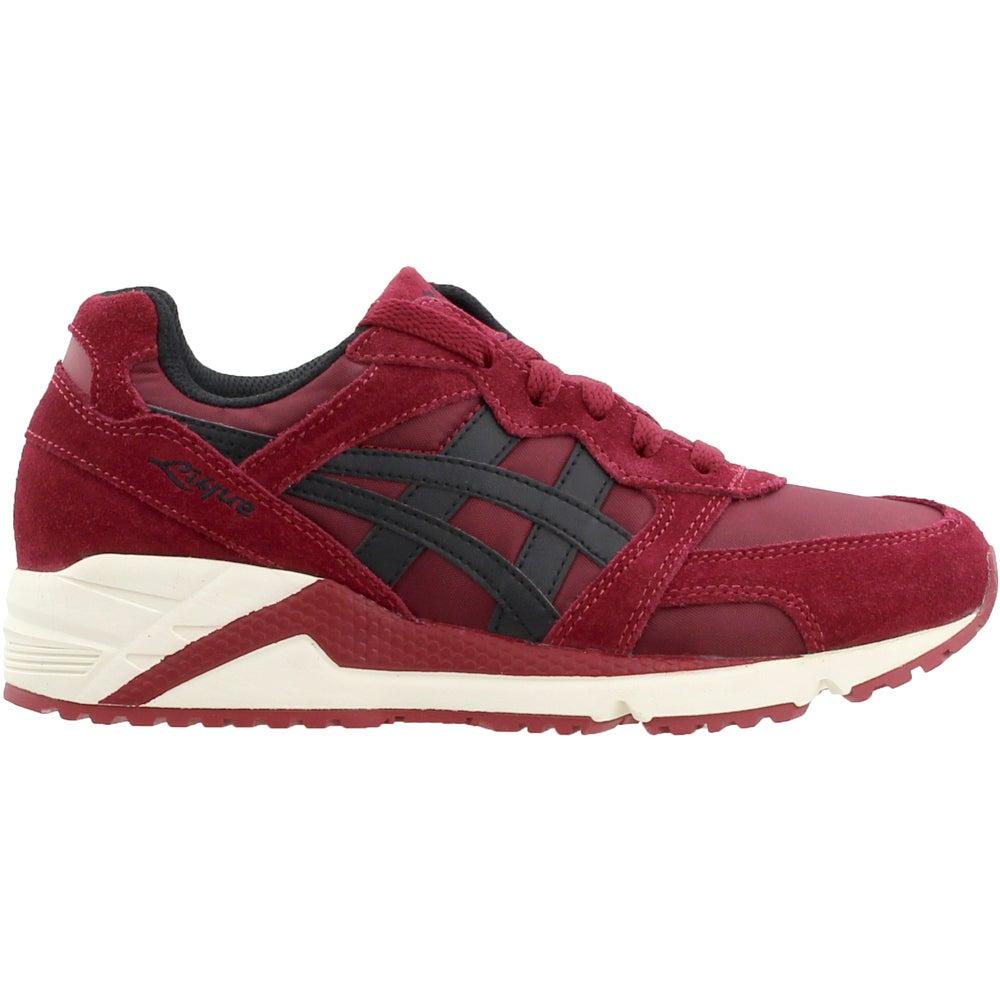 3195612627e2 ASICS GEL-Lique Sneakers - Maroon - Mens
