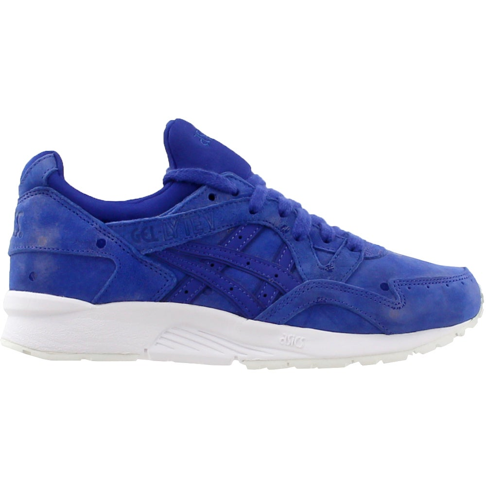 reputable site 4418c 12b69 Details about ASICS Tiger Gel-Lyte V Athletic Shoes - Blue - Womens