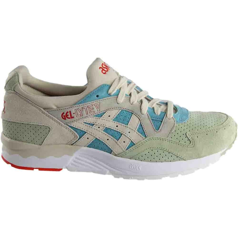 335f69a6b16e Details about ASICS GEL-Lyte V Running Shoes - Beige Green - Mens