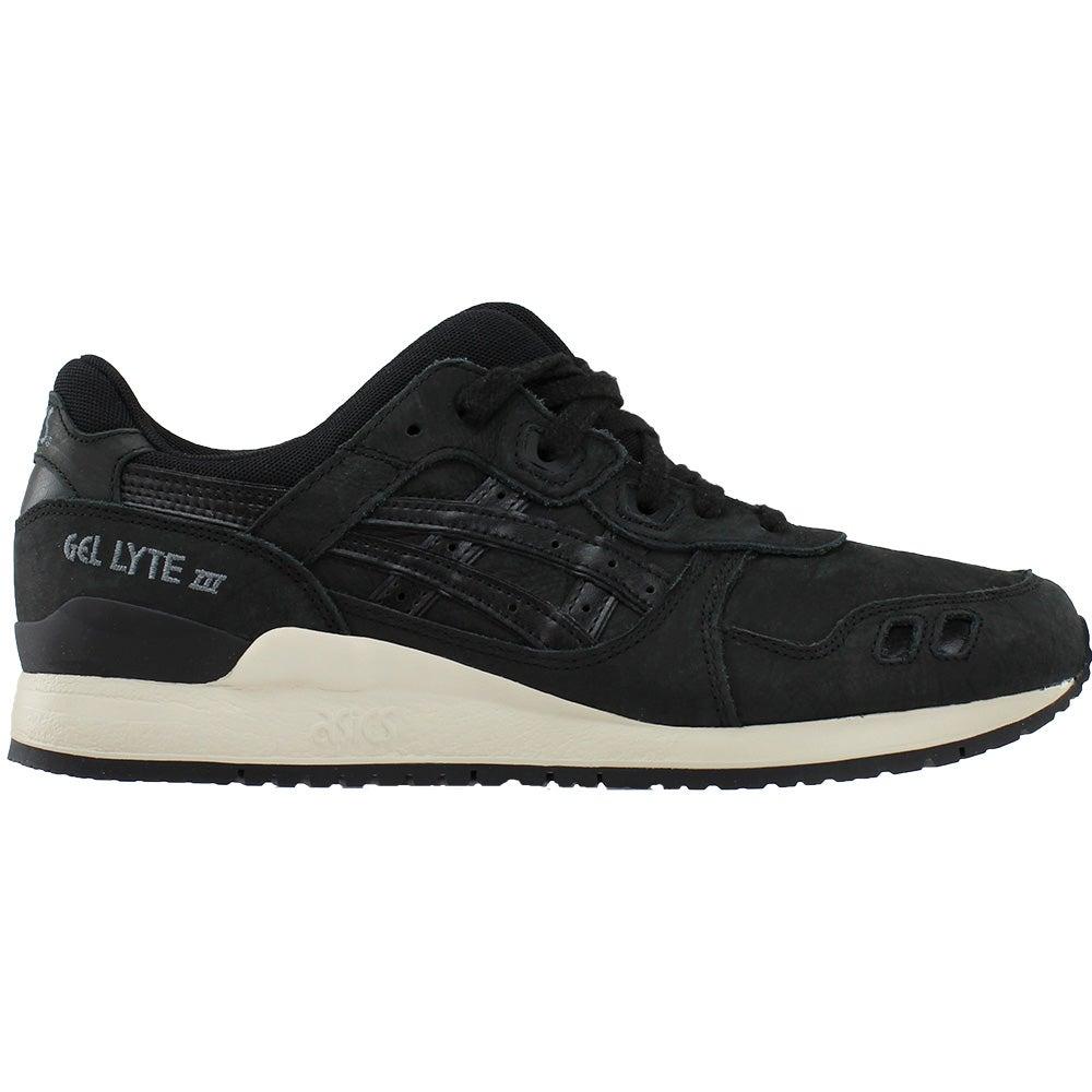 hacerte molestar Heredero Estación de policía  ASICS Gel-Lyte Iii Lace Up Sneakers Black Mens Lace Up Sneakers