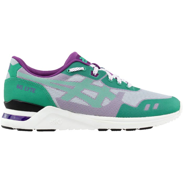 ASICS Gel - Lyte Evo White Athletic Shoes and get free shipping on ... b5505d4177c5