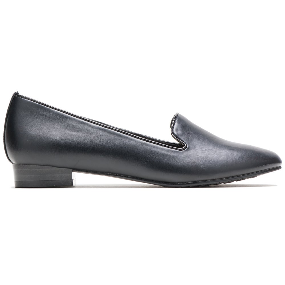 Hush Puppies Soft Style Charmy Flats Black- Womens- Size 7 D