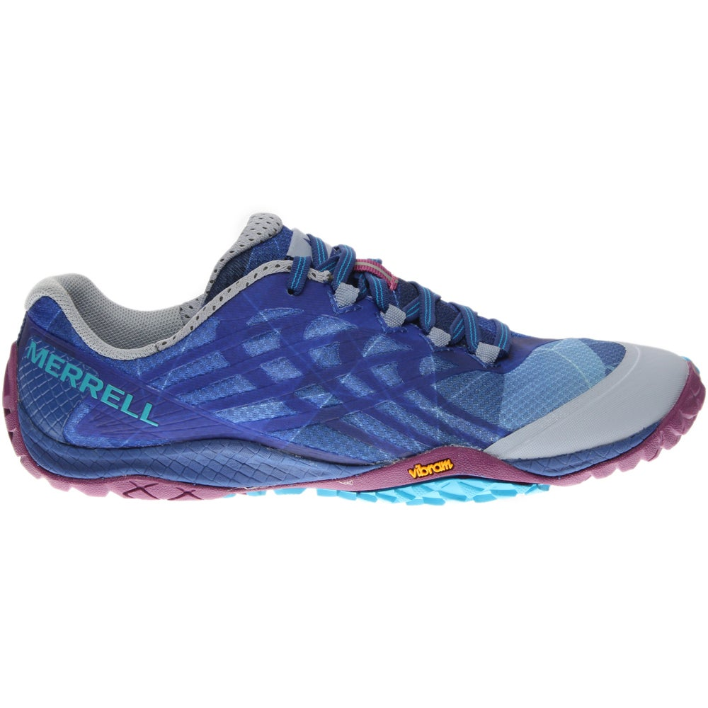 Merrell Trail Glove 4 - Blue - Womens