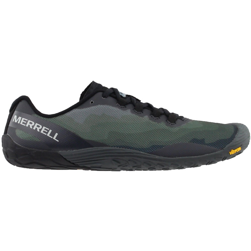 MERRELL Vapor Glove 4 J50395 Barefoot Trail Running Athletic Trainers Shoes Mens