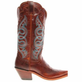 b6bcf72d369 Lady Rebel by Durango Women's Meadow n' Lace Saddle Western Boot and ...