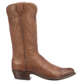 Cole Ranch Hand Calfskin Leather Boots