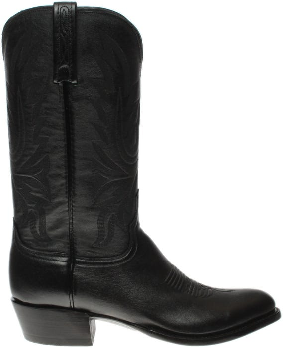 75a47503bf0 Carson Lonestar Calf Leather Boots