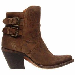 Catalina Calf Leather Booties