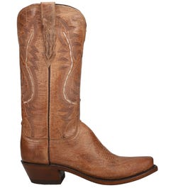 Cassidy Mad Dog Goat Leather Boots