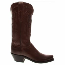 Grace Ranch Hand Calfskin Leather Boots