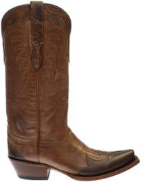Bernadette Leather Boots