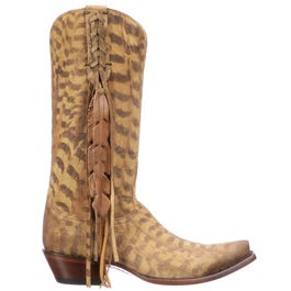 Tori Suede Boots