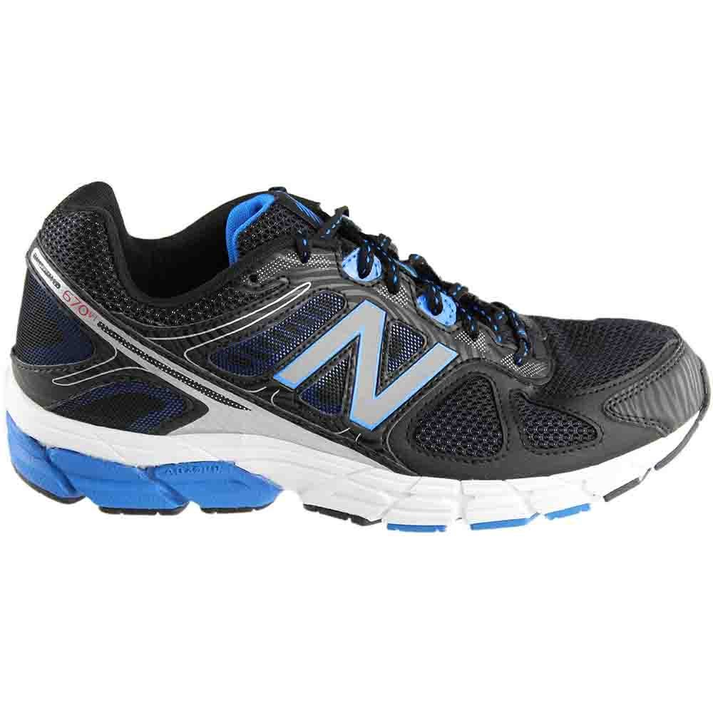 New Balance 670v1 Running Shoes Black Mens Ebay Adzd Nb670 Responsive Image