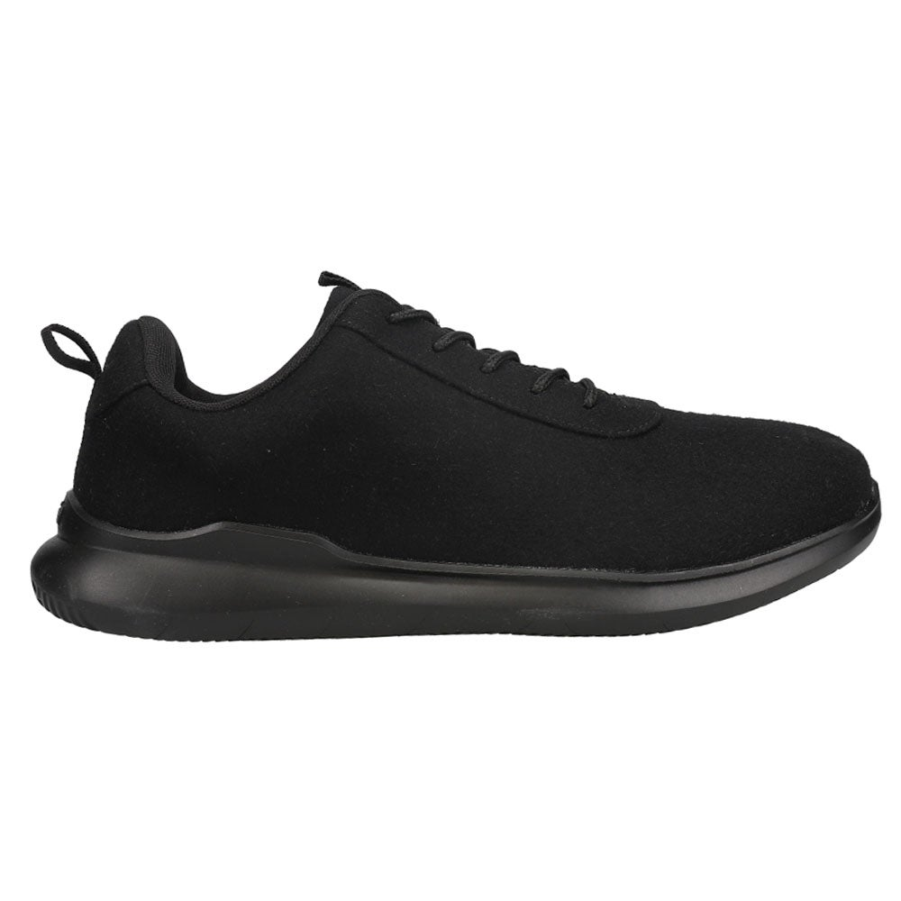 Propet Vance Lace Up Sneakers Casual Shoes Black- Mens- Size 9 5E