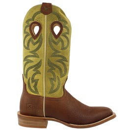 Ruff Stock Boot