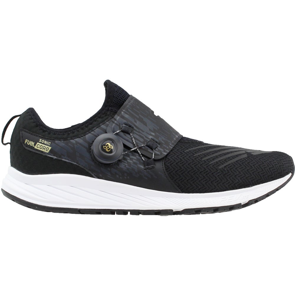 factory authentic 5cca8 0ecbb Details about New Balance FuelCore Sonic Running Shoes - Black - Mens