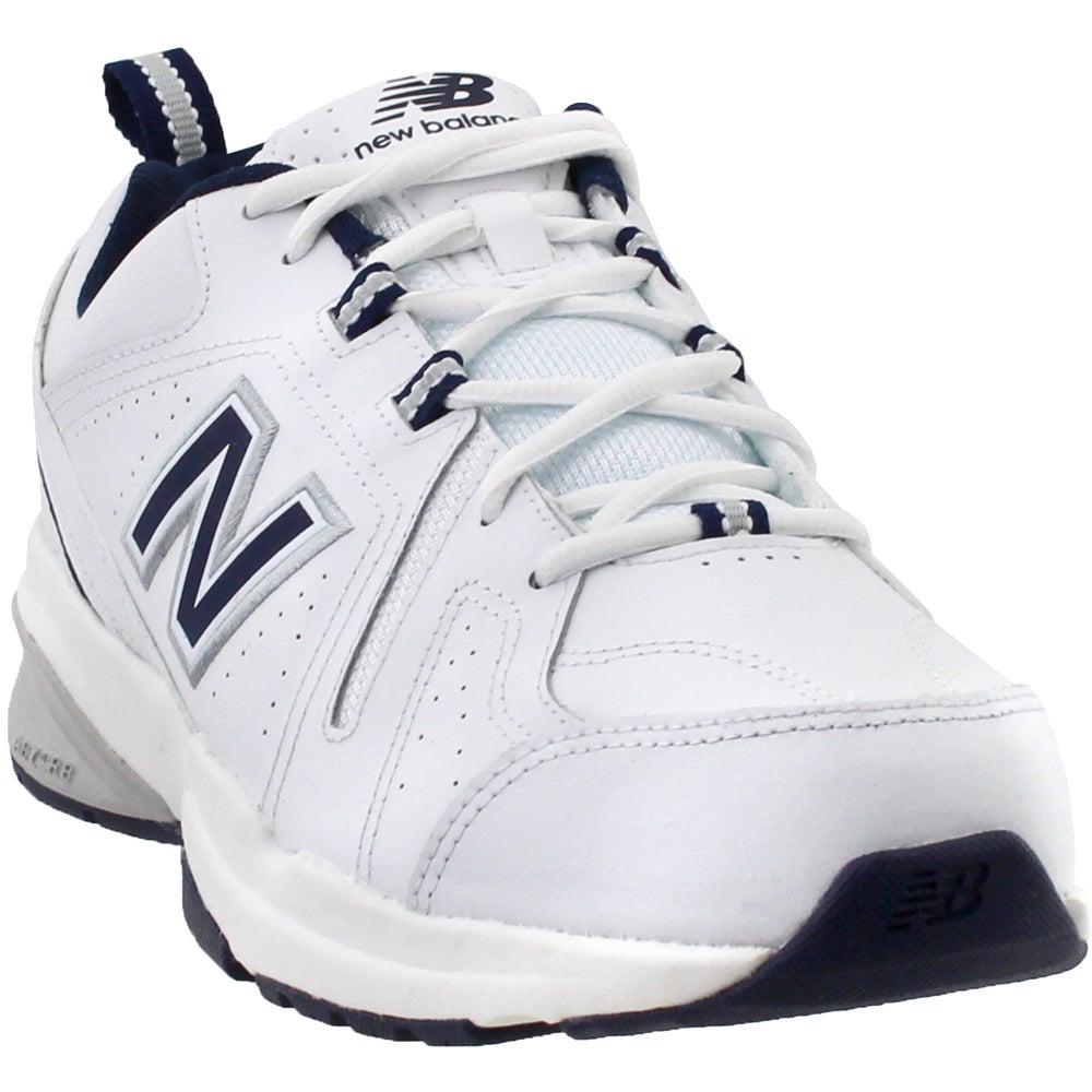 White New Balance 608v5 Mens