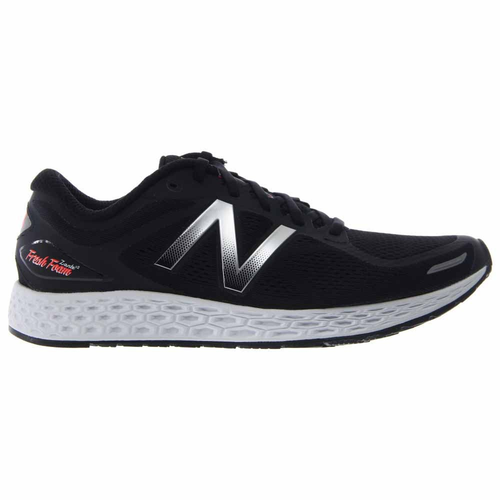 New Balance Zantev2 - Black - Mens