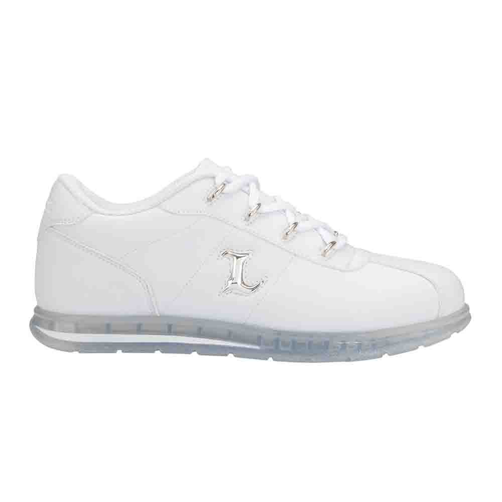 Lugz Zrocs Ice White Mens Lace Up Sneakers