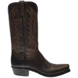 Corbin Mad Dog Goat Leather Boots