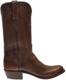 Clint Mad Dog Goat Leather Boots