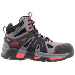 OL11113-GRY Mid Industrial Hiker