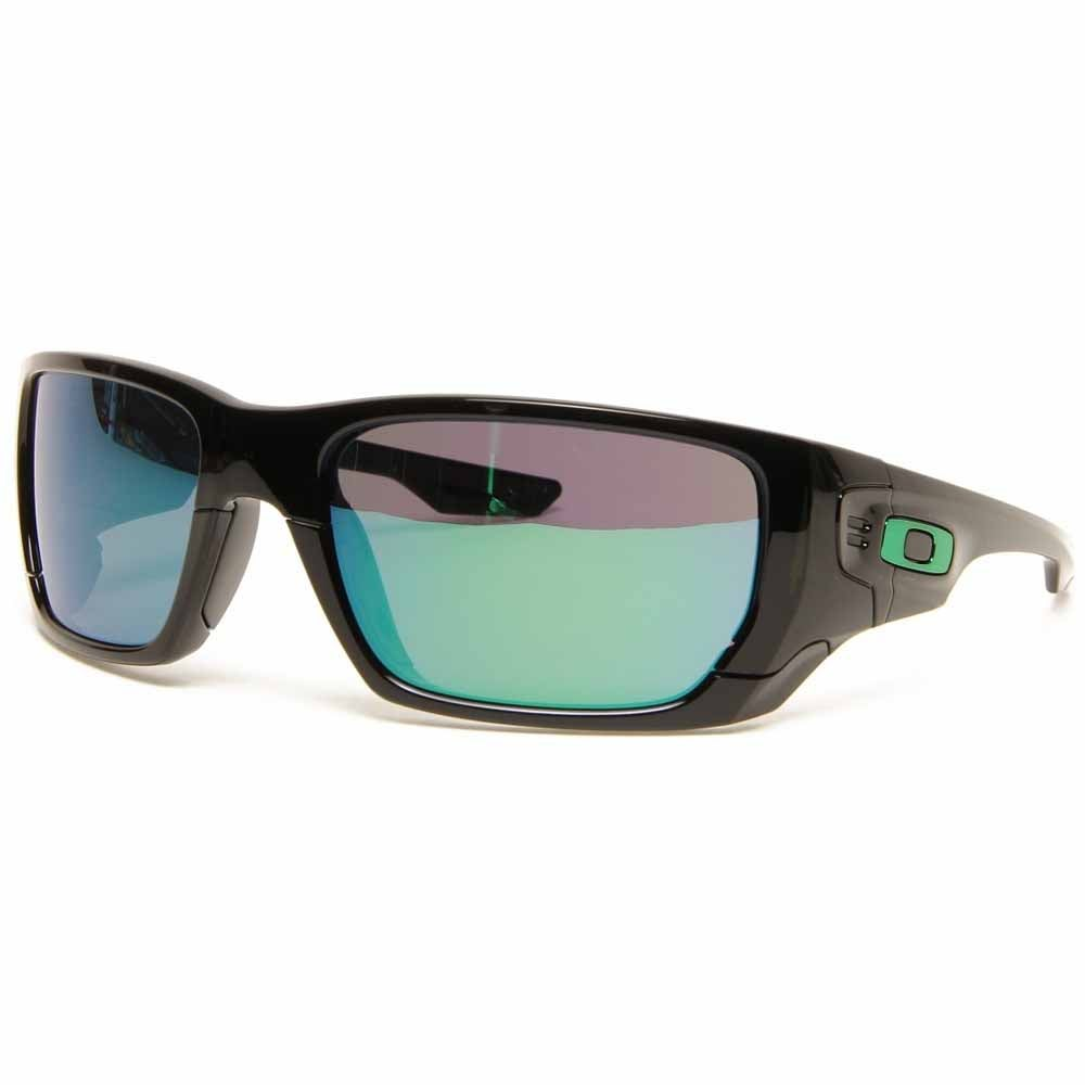 Style Switch - Black - Mens Oakley's Style Switch sunglasses for men are made to fit your lifestyle. These men's Oakley sunglasses are impact-resistant. UV protection is provided by Plutonite? lens material which filters out 100% of UVA/UVB/UVC and harmful blue light up to 400 nm.