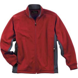 Color Block Micro Fleece