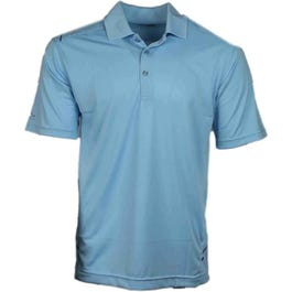 Wrap Shlder Side Print Polo