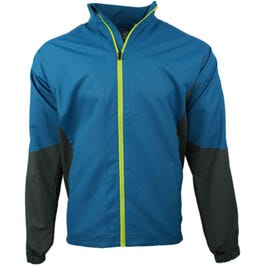 Full Zip Colorblock Windshirt