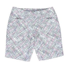 Page & Tuttle Sketchy Plaid Shorts