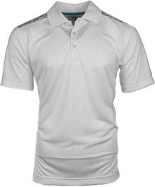 Page & Tuttle Back Texture Print Polo