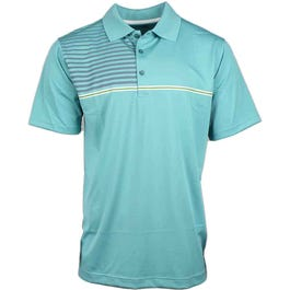 Offset Cheststripe Polo