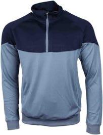 Upper Colorblock Layering Pullover