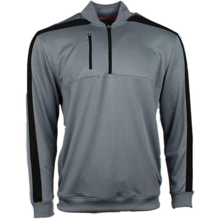 Shoulder Stripe Layering Pullover