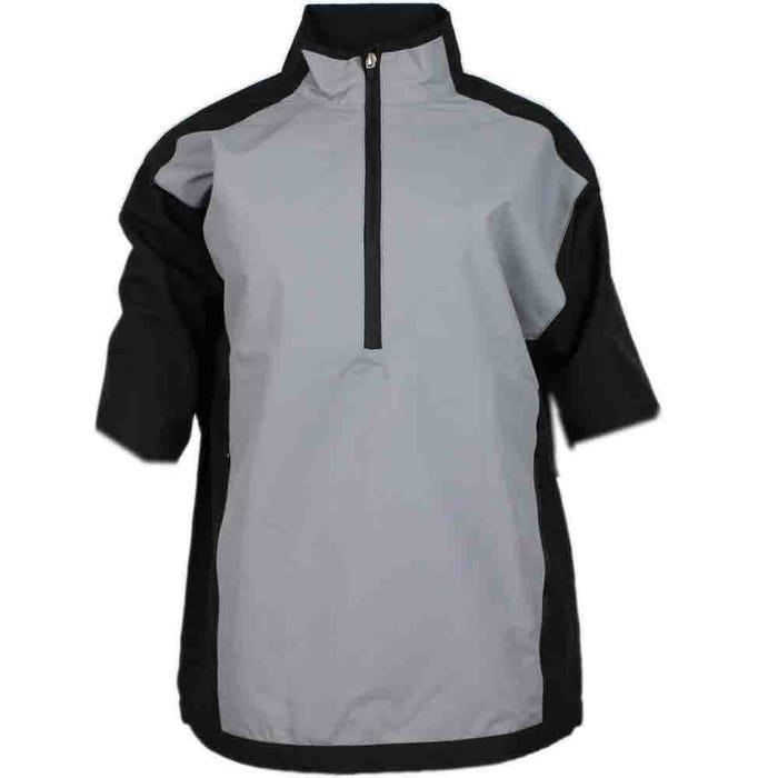 Colorblock Short Sleeve Windshirt