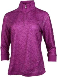 Women's 3/4-Sleeve Pullover