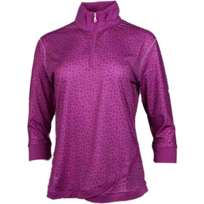 Women's 3/4-Sleeve Pullover