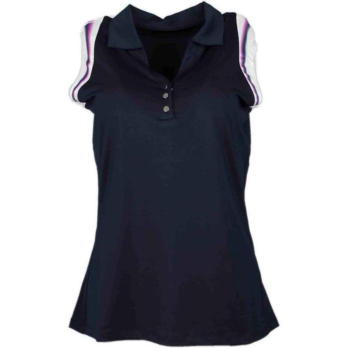 Women's Sleeveless Polo