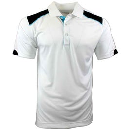 Shoulder Colorblock Polo