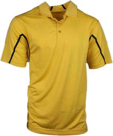 Heat Seal Mesh Polo