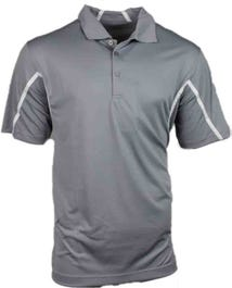 Page & Tuttle Heat Seal Mesh Polo