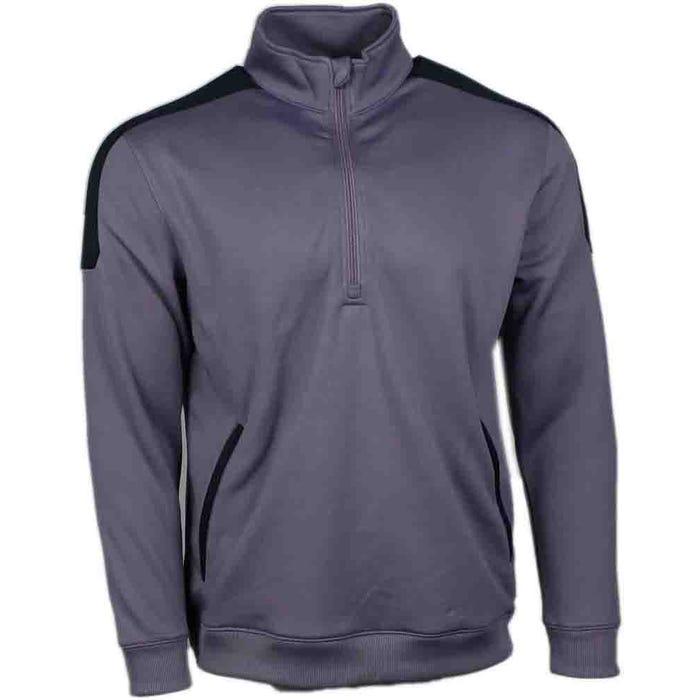 Shoulder Panel Layering Pullover
