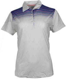 Page & Tuttle Chest Stripe Polo