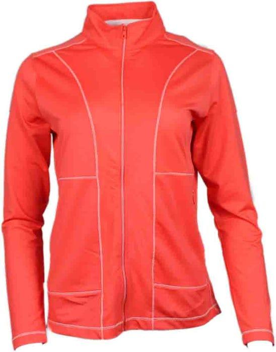 Coverstitch Layering Jacket