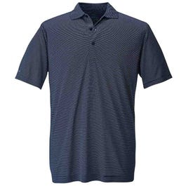 Two Color Feedstripe Polo